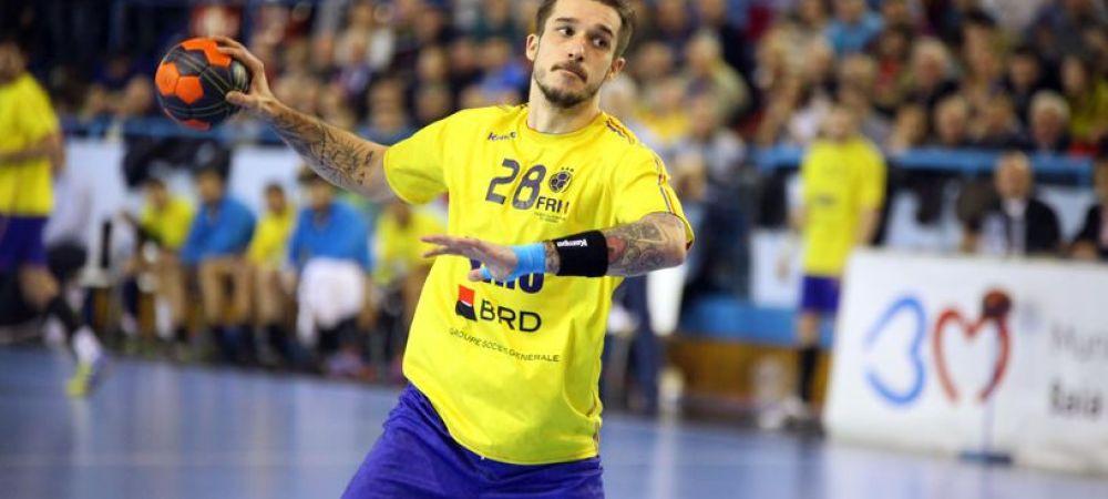 Romania, batuta clar de Franta la handbal: 31-21! Campioana mondiala s-a distrat in meciul din preliminarile Campionatului European