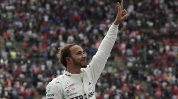 Hamilton, campion mondial pentru a 5-a oara! A egalat performanta unei legende din Formula 1