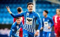 GOOOOOL Adrian Petre! Varful de EURO al nationalei U21 continua sa faca senzatie in Danemarca: gol si pasa de gol ieri