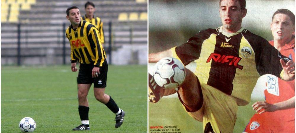 Incredibil! Un fotbalist cunoscut in Romania a ajuns la puscarie! Patima alcoolului i-a mancat averea si i-a distrus familia
