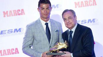 "Cristiano Ronaldo detoneaza bomba si vorbeste despre adevaratul motiv al plecarii de la Real: ""Florentino m-a vazut doar ca pe o afacere"""