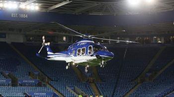 Ce ar fi cauzat prabusirea elicopterului in care se afla patronul lui Leicester. Politia a raspuns imediat