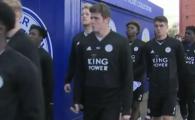 Pascanu a fost cu vedetele lui Leicester la stadion pentru a-l omagia pe patronul thailandez. Imagini coplesitoare. VIDEO