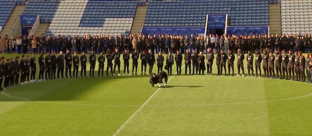 Liniste CUTREMURATOARE pe stadion! Familia a ajuns pe locul de unde a plecat elicopterul patronului de la Leicester! Momente IREALE: ce au facut jucatorii