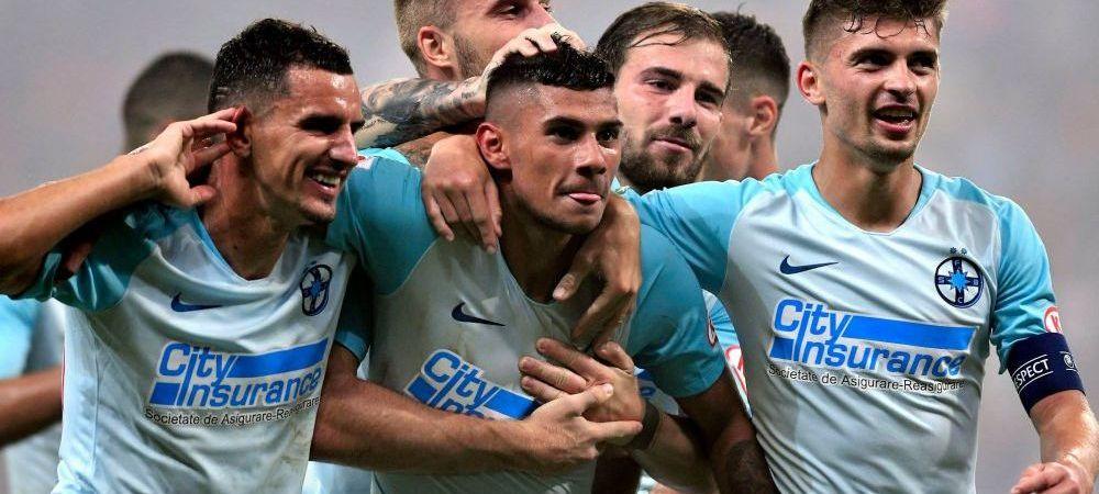 RAZBOI FCSB - CFR pentru titlu. Doua surprize in play-off, Dinamo, pe loc de BARAJ! Cum arata clasamentul la finalul turului