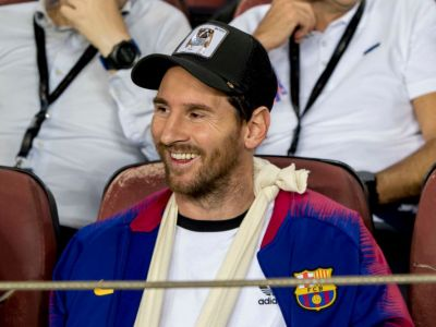 """Apare """"Trofeul Leo Messi""""! Propunerea Ligii spaniole: premiul pentru cel mai bun fotbalist al anului isi schimba numele"""