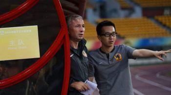 DEZASTRU pentru Dan Petrescu in China! A fost suspendat pana sezonul urmator, echipa lui e ca si retrogradata!