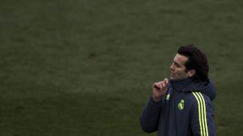 """Nici nu s-a instalat bine pe banca celor de la Real Madrid si starneste indoieli: """"Nu este pregatit!"""" Solari, contestat de o legenda a fotbalului"""