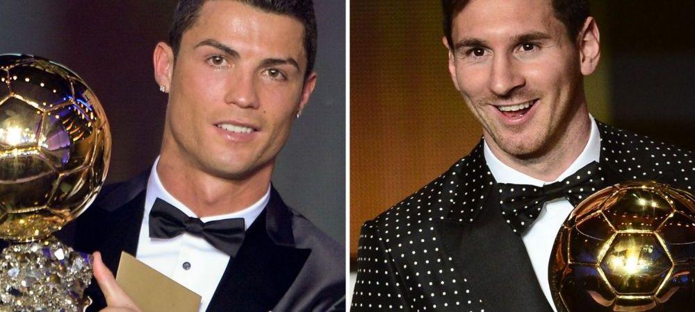 """Ronaldo nu-i da nicio sansa lui Messi la Balonul de Aur: """"Nu cred a prinde podiumul anul asta!"""""""