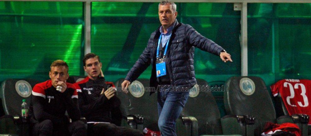 3 dintr-o lovitura la Dinamo! Vine un jucator de nationala. Cu cine s-a inteles Rednic
