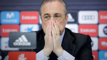 """Schimba antrenorul dupa un singur meci?! Anunt de ultima ora in Spania: Solari poate sta pe banca doar diseara, Perez trage de un antrenor """"cu nume"""""""