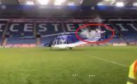 Ce se intampla la decolarea elicopterului patronului lui Leicester! Imagini SOC au ajuns pe internet. VIDEO