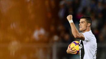 De asta au platit 115 milioane! Ce record vechi de 60 de ani a egalat Ronaldo la Juventus!