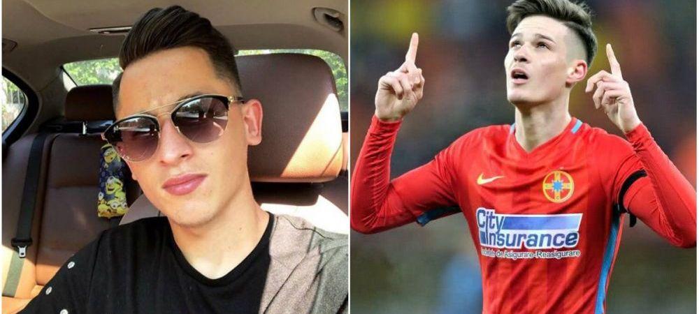 WONDERKIDS de Romania! Cinci jucatori romani, pe lista viitoarelor staruri ale fotbalului: doi de la FCSB, doi de la Viitorul