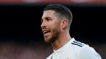 Sergio Ramos, in razboi cu coechipierii?! Gestul capitanului de la Real care-i va infuria pe Courtois, Nacho si Varane: Ce a putut sa faca