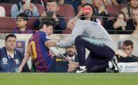 Anuntul de ULTIMA ORA al Barcei! Vesti noi despre accidentarea lui Lionel Messi