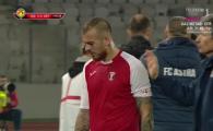 Alibec, fluierat de tot stadionul in minutul 120! Ce s-a intamplat in meciul Astrei de la Cluj