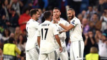 A iesit Solari pe strada lor :) Realul, la primul meci fara gol primit intr-o luna: 4-0 in Cupa la debutul noului antrenor