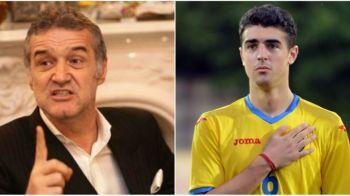 EXCLUSIV | Anuntul facut de Becali despre venirea lui Pascanu la FCSB! Ce spune despre mutarea fundasului nationalei U21