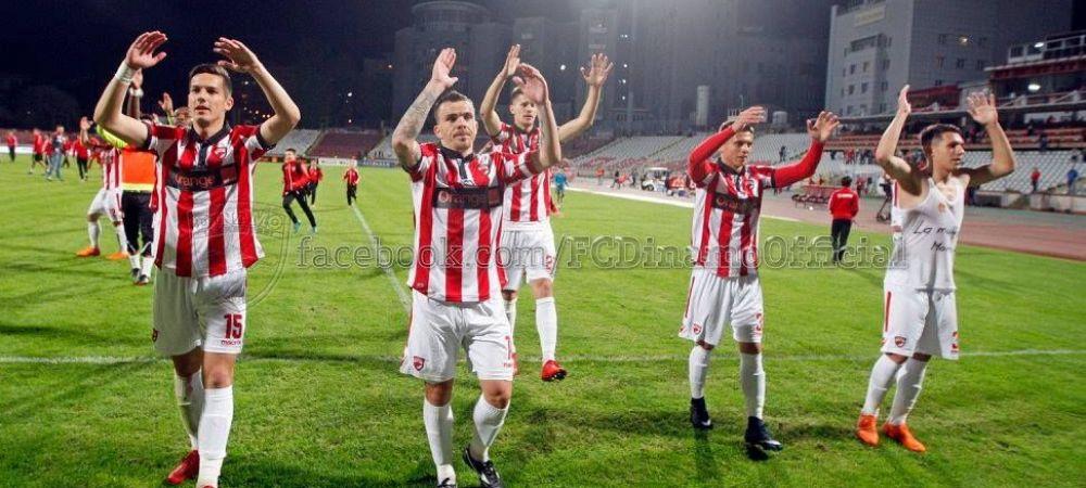 LIVE Csikszereda - Dinamo, ora 19:00!