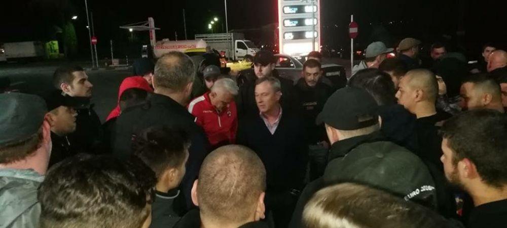 Csikszereda - Dinamo | JUDECATA de la miezul noptii! Rednic, BLOCAT de fani in drumul spre Bucuresti | FOTO ULUITOR