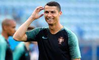 Cum arata prima iubita din viata lui Ronaldo, inainte sa ajunga super star! E sora unui fotbalist cunoscut in Romania // FOTO