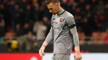"""""""Va juca Ionut Radu si impotriva Interului?"""" Raspunsul dat de antrenorul Genoai dupa gafa romanului din minutul 94 al partidei cu AC Milan"""