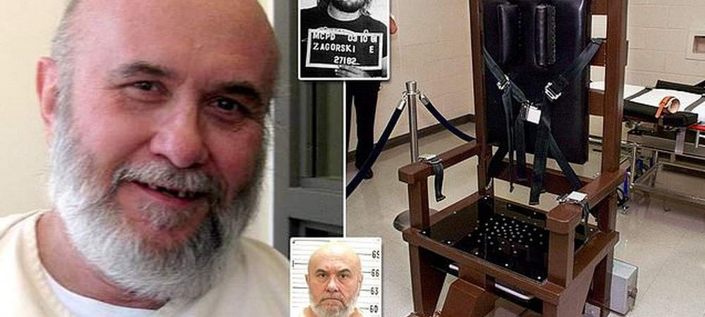 A asteptat din 1984 sa fie executat, si i-a venit in sfarsit ziua! Ce cuvinte a putut sa rosteasca inainte sa fie electrocutat