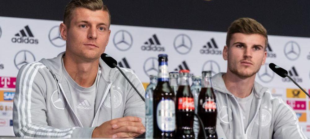 LOVITURA neasteptata pentru Germania! Nemtii raman fara sponsorul care le-a fost alaturi 15 ani: motivul pentru care contractul nu a fost prelungit