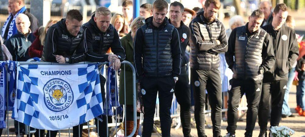 Fotbalistii lui Leicester isi iau adio de la omul care i-a facut campioni! Zboara la Bangkok dupa meciul din Premier League
