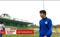 E nascut in Armenia si da goluri pentru Romania! Micul Karamian spera sa fie noul Ronaldo si vrea sa joace pentru FCSB