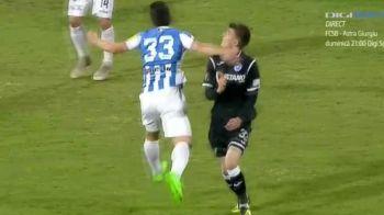 Nu a fost la primul incident! I-a rupt tibia lui Chipciu si i-a fractura mandibula altui stelist: cine e jucatorul care putea provoca o tragedie in Liga 1
