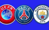 FOOTBALL LEAKS | PSG si Manchester City, salvate de la excluderea din Europa! Detalii despre cum au fost ajutate cluburile seicilor