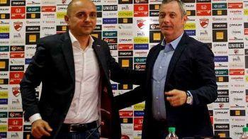 Grozav s-a dezlantuit si i-a cerut DEMISIA! Pe cine da vina pentru criza de la Dinamo