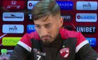 """""""Niciodata nu spun 'Niciodata!'"""" Grozav a vorbit deschis despre venirea la FCSB: destinatie surpriza pentru fotbalistul pus pe liber de Dinamo"""