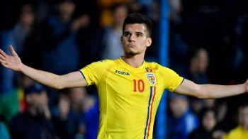 Vestea uriasa pe care o astepta Hagi: Ianis, convocat in nationala mare pentru meciurile cu Lituania si Muntenegru? SODAJ: Merita convocarea?
