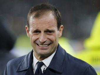 Toata lumea vede in Juventus marea favorita la castigarea Ligii, mai putin Allegri! Ce echipa spune antrenorul lui Ronaldo ca are prima sansa la trofeu