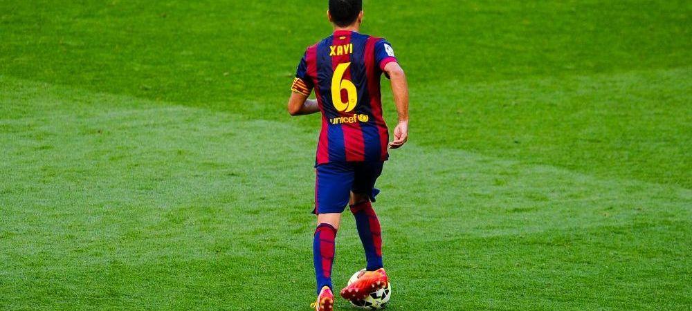 """Xavi vrea sa revolutioneze fotbalul! Propunere INCREDIBILA a idolului de pe Camp Nou: """"Fotbalul de astazi este monoton"""""""