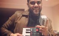 Nebunia lu' Alves :)) Brazilianul a dat mingea de fotbal pe acordeon si a cantat din suflet. Ce i-a iesit: VIDEO