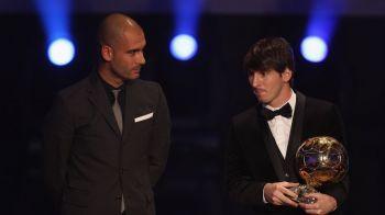 """Messi la Manchester City?! Guardiola a lamurit totul: Ce spune fostul antrenor al Barcelonei: """"Asta vreau!"""""""