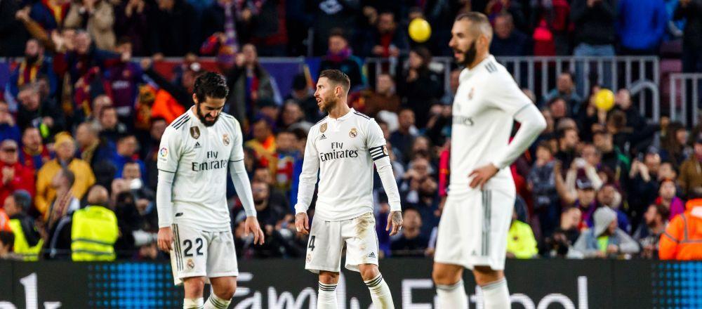 DEZASTRU la Real Madrid! Valoarea jucatorilor pe piata transferurilor, in cadere libera: Criza de rezultate de pe Bernabeu, in cifre