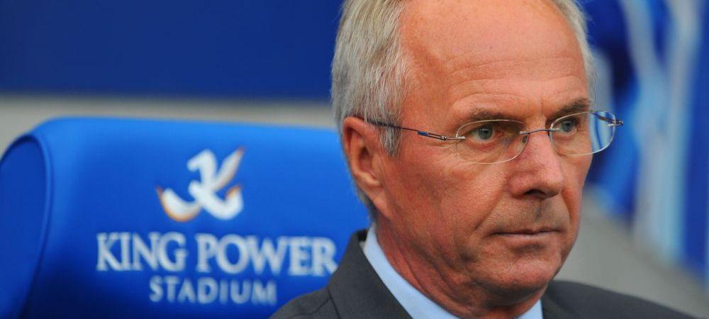 Ce a fost si ce a ajuns! Cu cine a semnat suedezul Sven Goran-Eriksson, dupa o cariera la echipe uriase ale Europei! Va antrena o tara inexistenta pe harta fotbalului