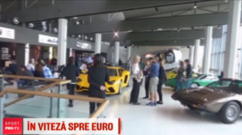 Romania U21 isi va afla adversarele de la Euro in uzina Lamborghini din Italia. Cand are loc tragerea la sorti