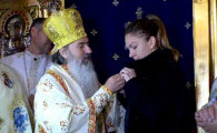 "Simona Halep a primit ""Crucea Sf. Andrei""! Sportiva a fost decorata la Arhiepiscopia Tomisului: ""Mereu ma inchin si cred in Dumnezeu!"""