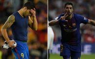 INTER - BARCELONA | Cea mai mare problema a lui Suarez: n-a mai inscris de 14 meciuri in deplasare in Champions League! Statistici de GROAZA