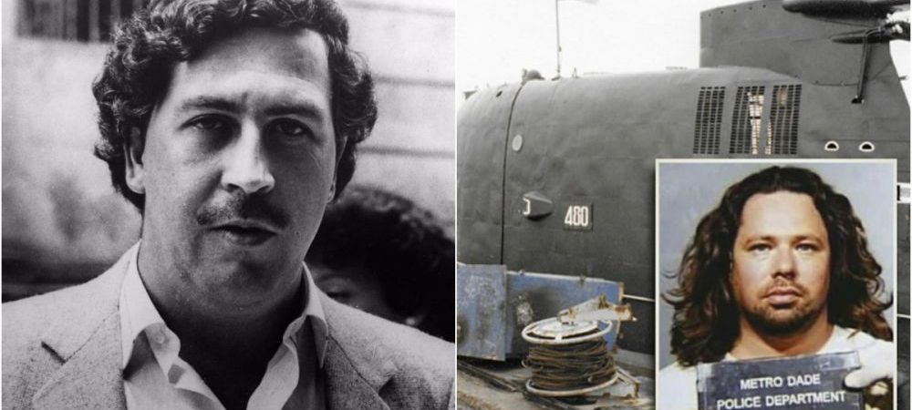 """Poti sa-mi faci rost de un submarin?"" Poveste incredibila: cum a fost Pablo Escobar aproape sa puna mana pe un submarin al armatei ruse"