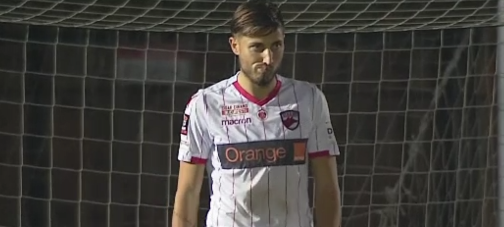 """Echipa din Liga I care ii intinde mana lui Grozav: """"Il asteptam!"""" In ce tricou se poate razbuna dupa ce a fost dat afara de Dinamo"""