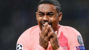 INTER - BARCELONA | A marcat si a izbucnit in lacrimi! Mesajul lui Malcom pentru Valverde dupa primul sau gol la Barca