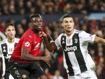 "JUVENTUS - MANCHESTER UNITED | Pogba il lauda pe Cristiano Ronaldo: ""Inscrie la fel de usor precum bea apa!"" Avertismentul mijlocasului francez"
