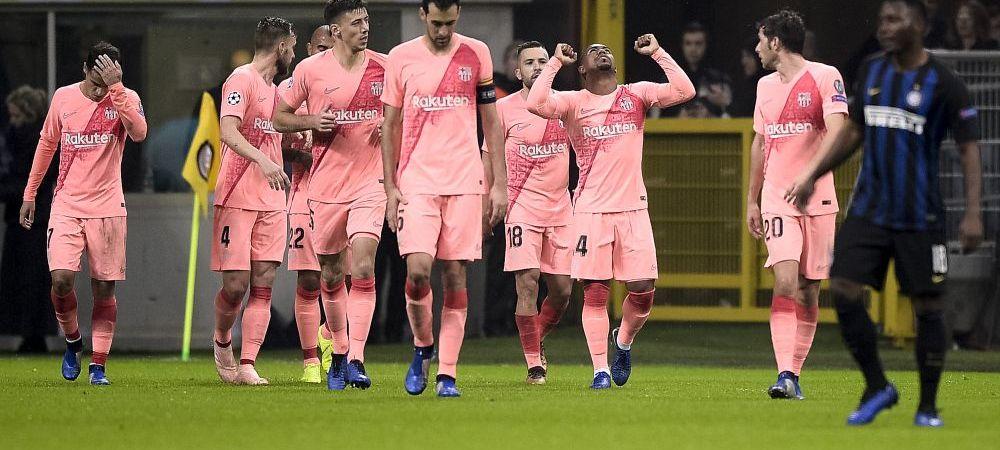 Un jucator de la Barca, VICTIMA unui jaf in timp ce se pregatea de meciul cu Inter Milano! Ce au facut hotii cu familia jucatorului aflata in casa